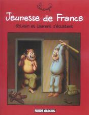Jeunesse de France, Sylvain et Laurent s'éclatent - Intérieur - Format classique