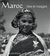 Maroc ; voix et visages - Intérieur - Format classique