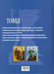Tower t.2 ; le sacrifice du fou - 4ème de couverture - Format classique