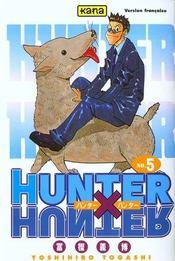 Hunter X Hunter T5 - Intérieur - Format classique