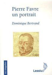 Pierre favre un portrait - Intérieur - Format classique
