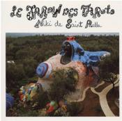 Le Jardin Des Tarots - Couverture - Format classique