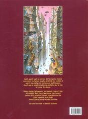 Mayapan t.1 ; le soleil invisible - 4ème de couverture - Format classique