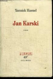 Jan Karski - Couverture - Format classique