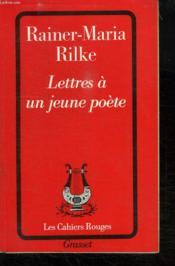 Lettres A Un Jeune Poete. - Couverture - Format classique