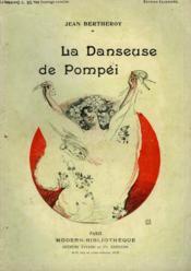 La Danseuse De Pompei. Collection Modern Bibliotheque. - Couverture - Format classique