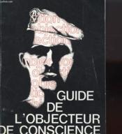 Guide De L'Objecteur De Conscience - Supplement A Objection N°23 - Couverture - Format classique