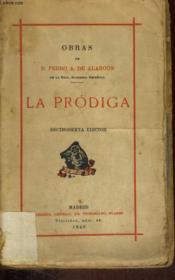 La Prodiga - Couverture - Format classique