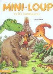 Mini-Loup et les dinosaures - Intérieur - Format classique