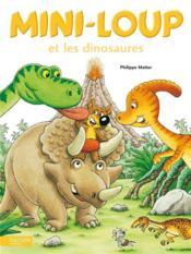 Mini-Loup et les dinosaures - Couverture - Format classique