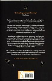 The Moth - 4ème de couverture - Format classique