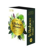 Le Robert illustré et son dictionnaire en ligne (édition 2021) - Couverture - Format classique