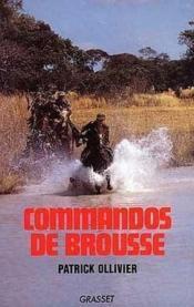 Commandos de brousse - Couverture - Format classique