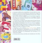 Cartes et faire-part pour les fêtes - 4ème de couverture - Format classique