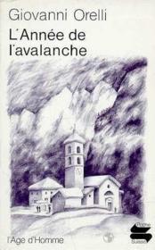 Annee De L'Avalanche Ps108 - Couverture - Format classique