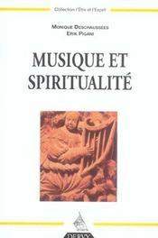 Musique Et Spiritualite - Intérieur - Format classique