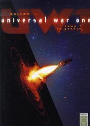 Universal war one t.1 ; la genèse - Intérieur - Format classique