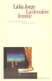 Derniere Femme (La) - Intérieur - Format classique