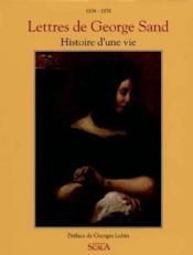 Lettres De George Sand - Couverture - Format classique