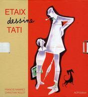 Etaix dessine Tati - Intérieur - Format classique