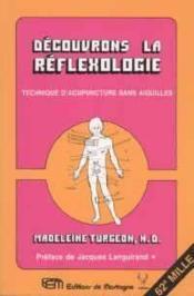 Decouvrons la reflexologie - Couverture - Format classique