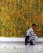 Morio Matsui - Couverture - Format classique