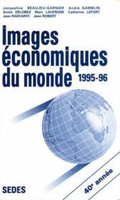 Images économiques du monde, 1995-96 - Couverture - Format classique