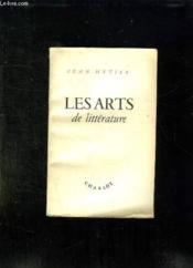 Les Arts De Litterature. - Couverture - Format classique