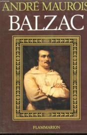 Promethee Ou La Vie De Balzac. - Couverture - Format classique