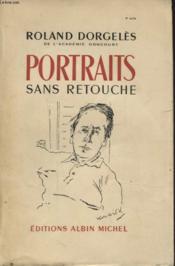 Portraits Sans Retouche - Couverture - Format classique