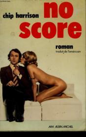 No Score. - Couverture - Format classique