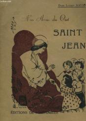 Nos Amis Du Ciel, Saint Jean - Couverture - Format classique