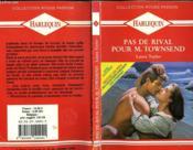 Pas De Rival Pour M. Townsend - Jade'S Passion - Couverture - Format classique