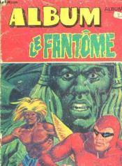 Album Le Fantome - N°40 - Couverture - Format classique