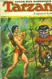 Tarzan Le Seigneur De La Jungle - N°33 - Couverture - Format classique