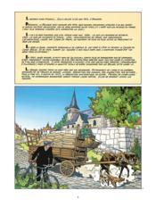Les maîtres de l'Orge T.3 ; Adrien, 1917 - Couverture - Format classique