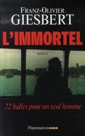 L'immortel - Intérieur - Format classique