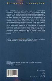 Terre d inventeurs conte niepce thimonnier lumiere renault - 4ème de couverture - Format classique