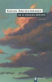 De Si Douces Derives - Couverture - Format classique