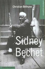 Sidney Bechet - Intérieur - Format classique