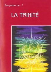 La Trinite - Intérieur - Format classique