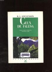 Ceux de Falesa - Couverture - Format classique
