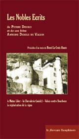 Les nobles écrits - Intérieur - Format classique