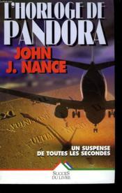 L'Horloge De Pandora - Couverture - Format classique