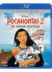 Pocahontas Ii - Un Monde Nouveau - Couverture - Format classique