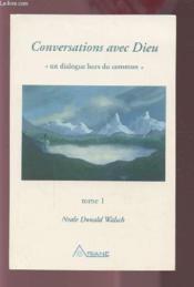 Conversations avec dieu - t.1 - Couverture - Format classique