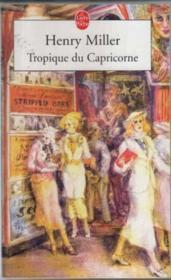 Le tropique du capricorne - Couverture - Format classique