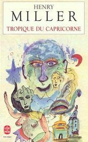 Le tropique du capricorne - Intérieur - Format classique