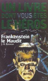 Frankenstein le maudit - Intérieur - Format classique
