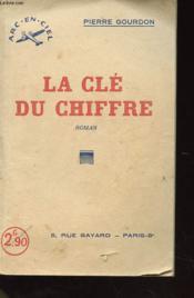 La Cle Du Chiffre - Couverture - Format classique